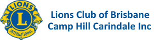 Brisbane Camp Hill Carindale Lions Club